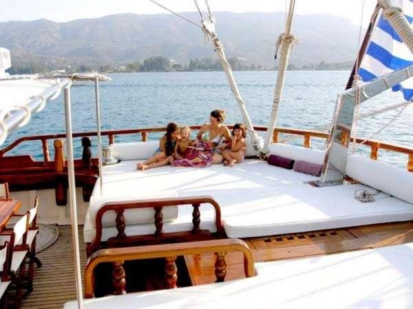 Yacht MATINA - 4