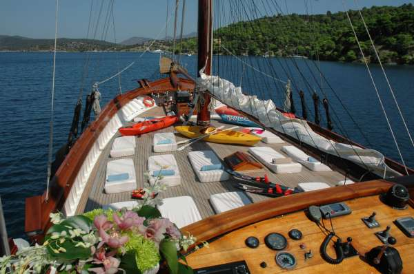 Yacht MATINA - 5