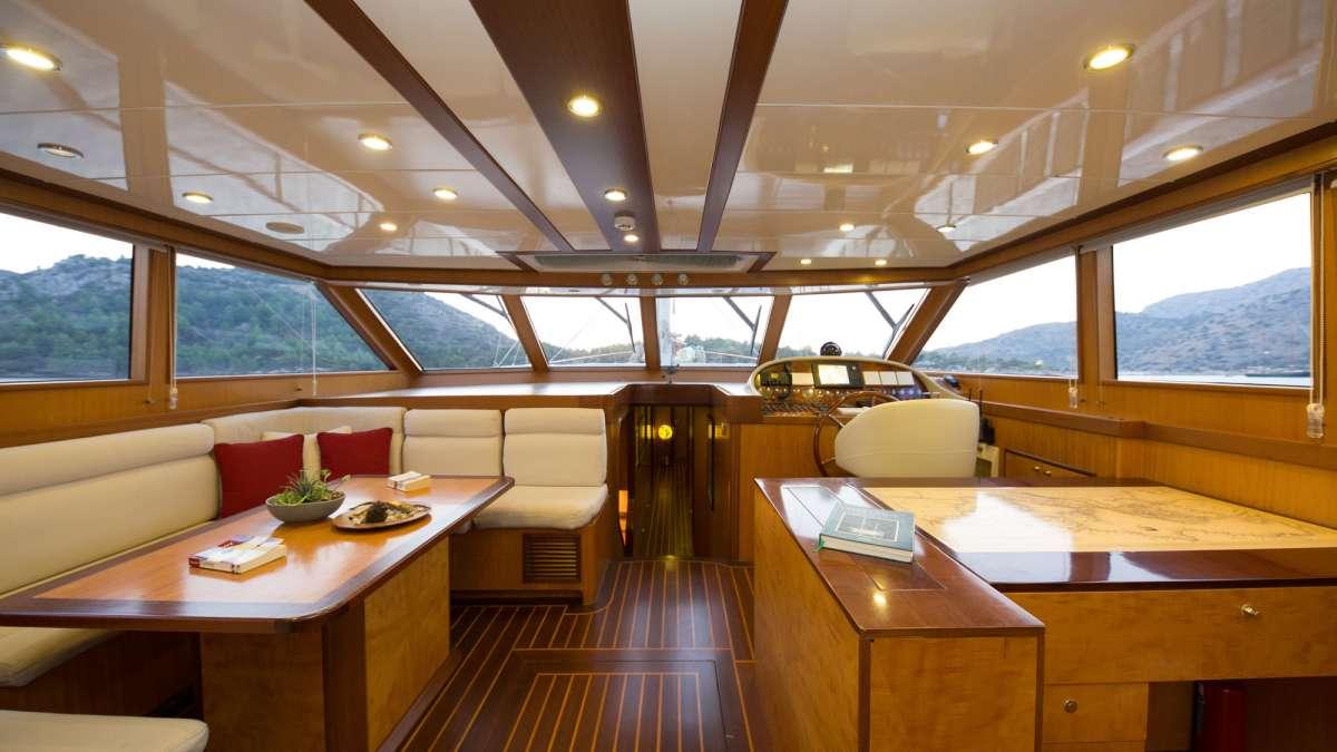 Yacht SERENITY 86 - 10