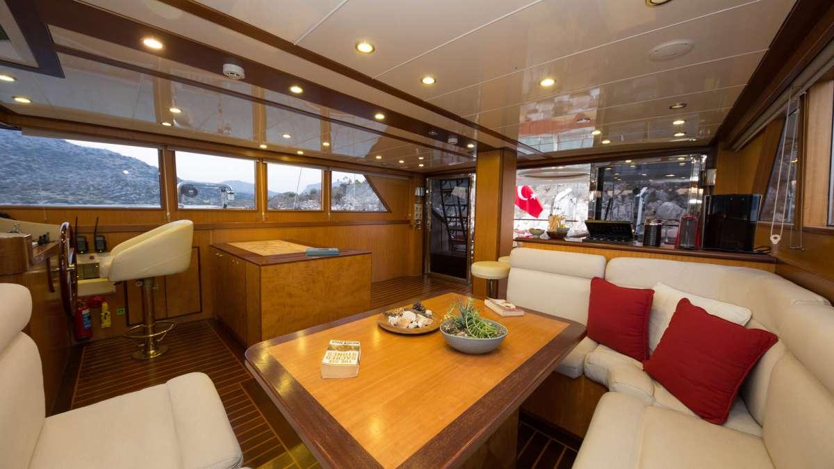 Yacht SERENITY 86 - 11