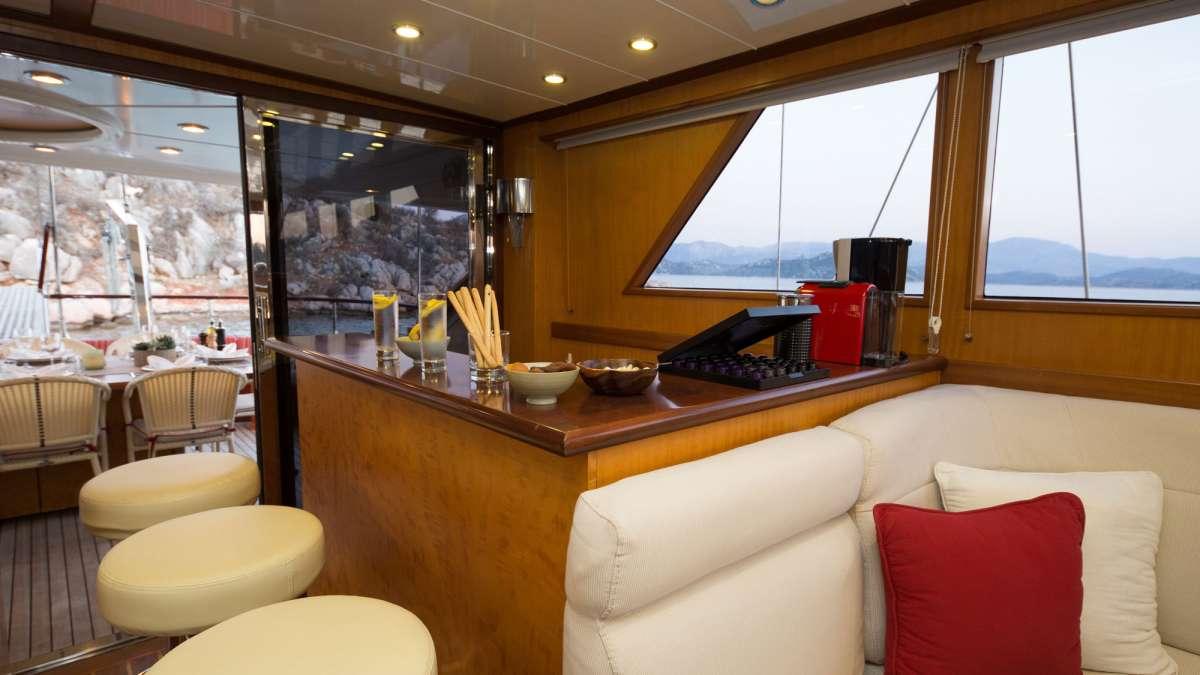 Yacht SERENITY 86 - 12