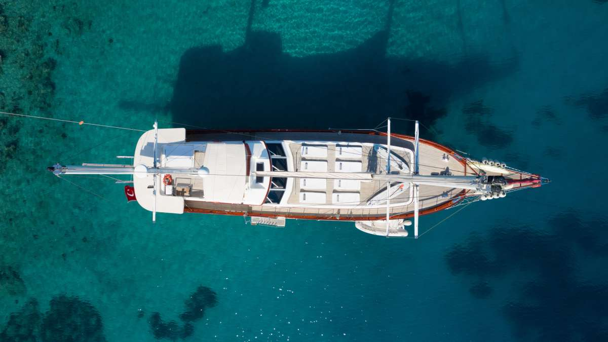 Yacht SERENITY 86 - 5