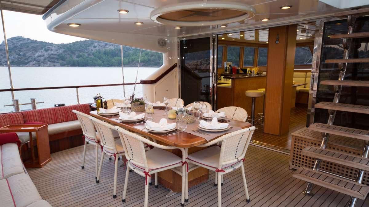 Yacht SERENITY 86 - 7