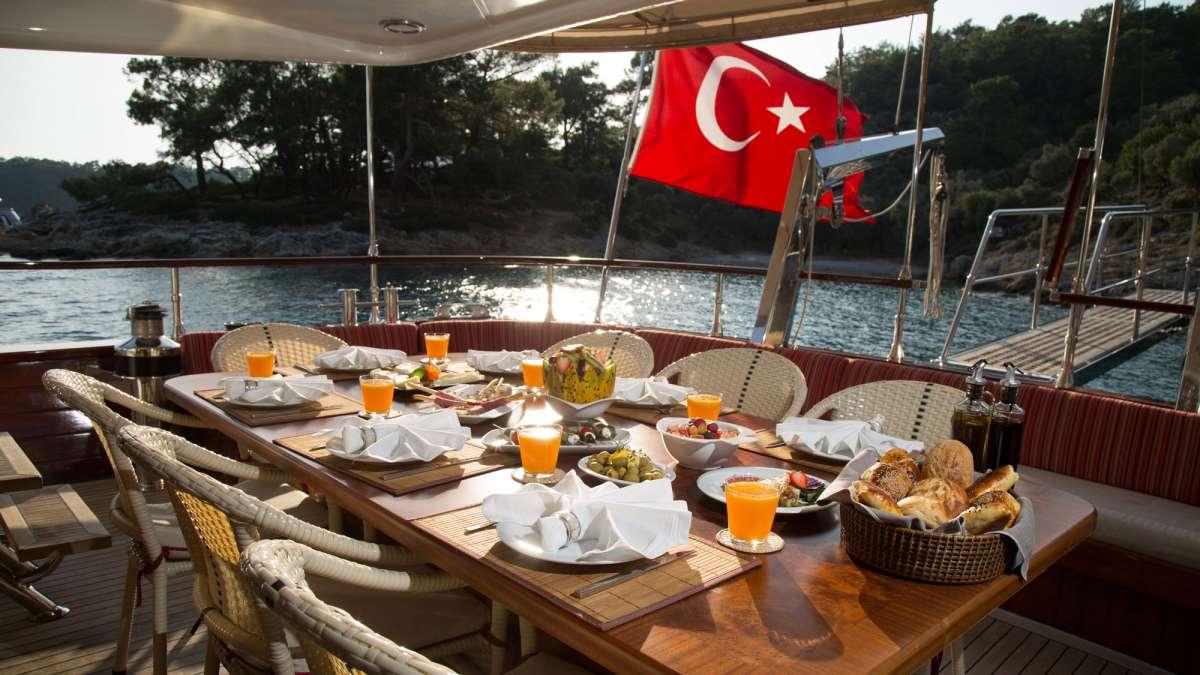 Yacht SERENITY 86 - 8