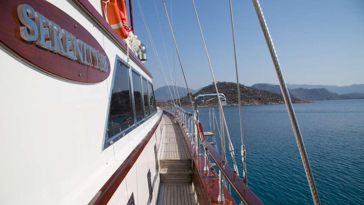 Yacht SERENITY 86 - 9
