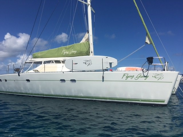 Charter with FLYING GINNY VII on compassyachtcharters.com