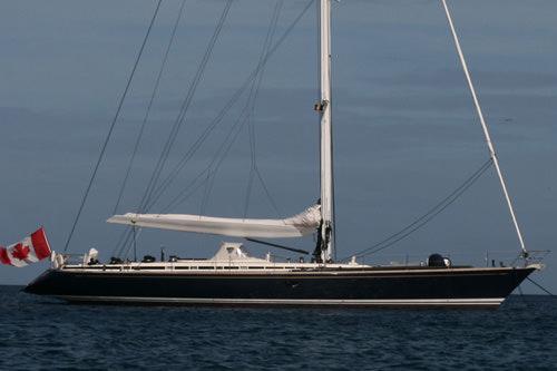 Yacht LA FORZA DEL DESTINO