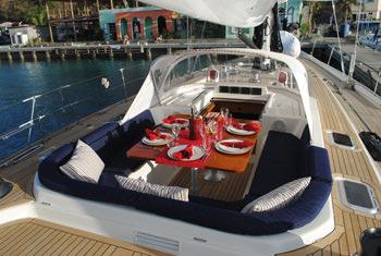 Yacht LA FORZA DEL DESTINO 2