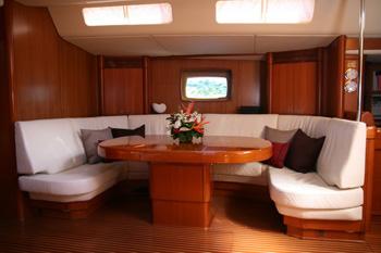 Yacht LA FORZA DEL DESTINO - 4