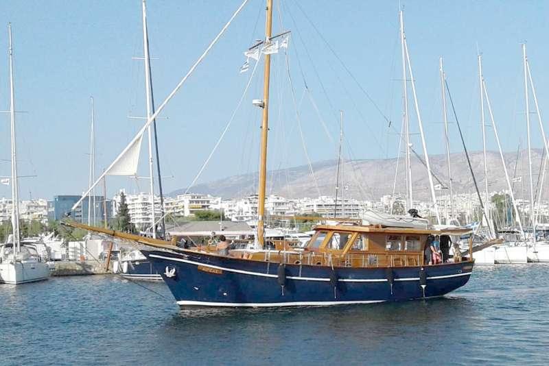 Imbarcazione AEGEAS