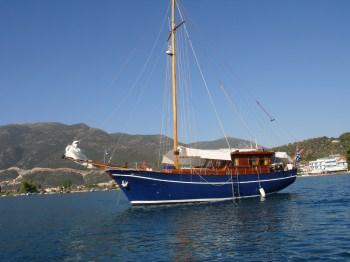 Yacht AEGEAS - 11