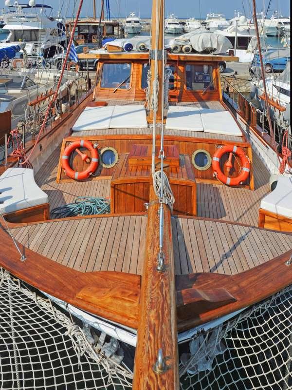 Yacht AEGEAS - 13