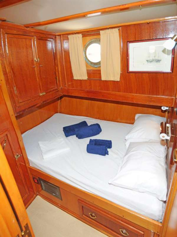 Yacht AEGEAS - 4