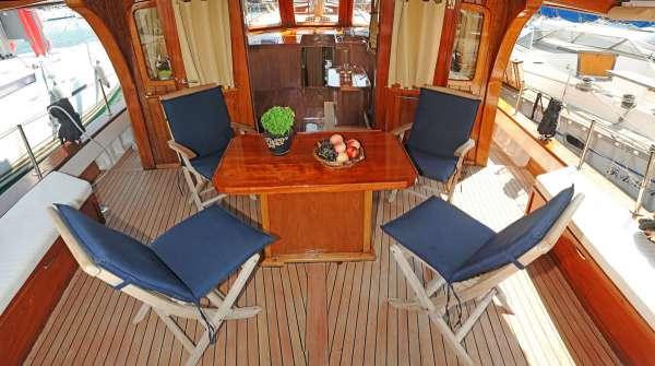 Yacht AEGEAS - 8