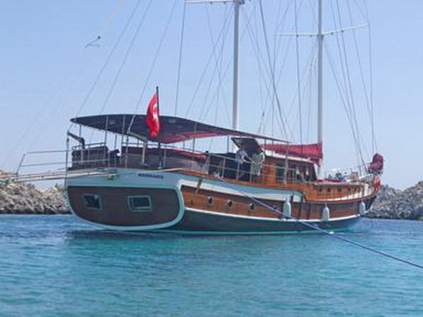 Charter with ECE SULTAN on compassyachtcharters.com