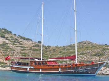 Yacht ECE SULTAN - 10