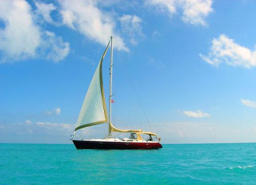 Yacht ZEPHYRUS
