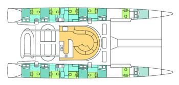 PHUKET ODYSSEY's layout
