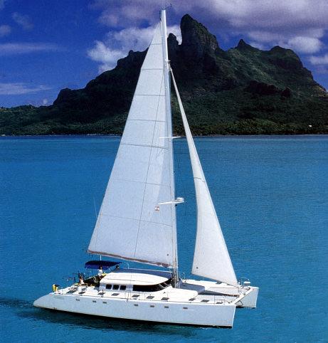 Yacht TERE MOANA