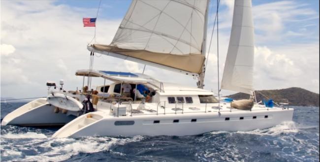 Yacht VICTORIA (CAT)