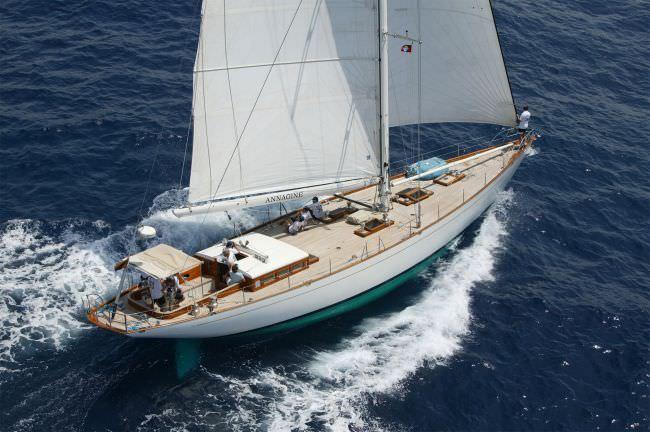 Yacht AURELIUS