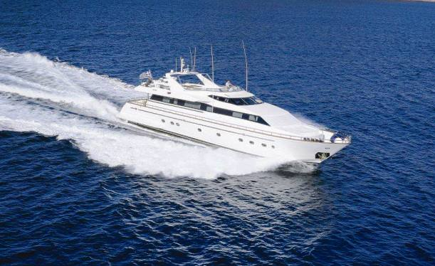 Charter with ABSOLUTE KING on compassyachtcharters.com