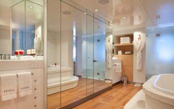 IDOL Master Bathroom