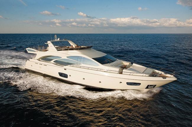 Yacht JESTER