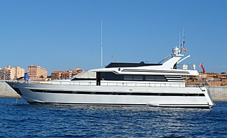 Yacht LADY TATIANA OF LONDON