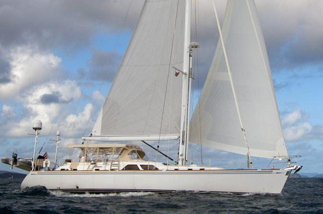 Yacht ARCHANGEL