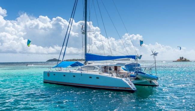 Yacht BARAKA