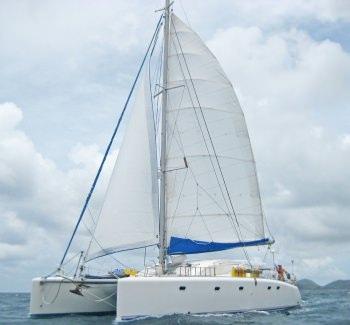 BARAKA Sailing in the Caribbean Islands