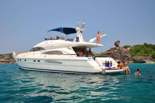 Yacht ISABELLA ROSE - 19