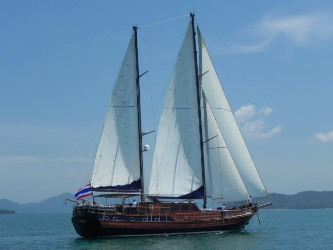 Yacht CAPRICORN