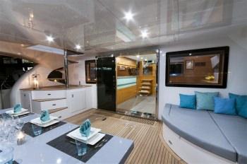 Yacht SKYLARK - 13