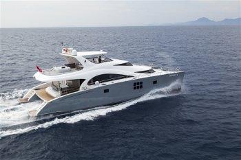 Yacht SKYLARK - 14