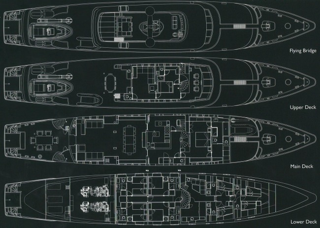 BERZINC's layout