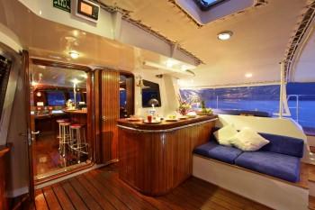 Yacht DOUCE FRANCE - 11