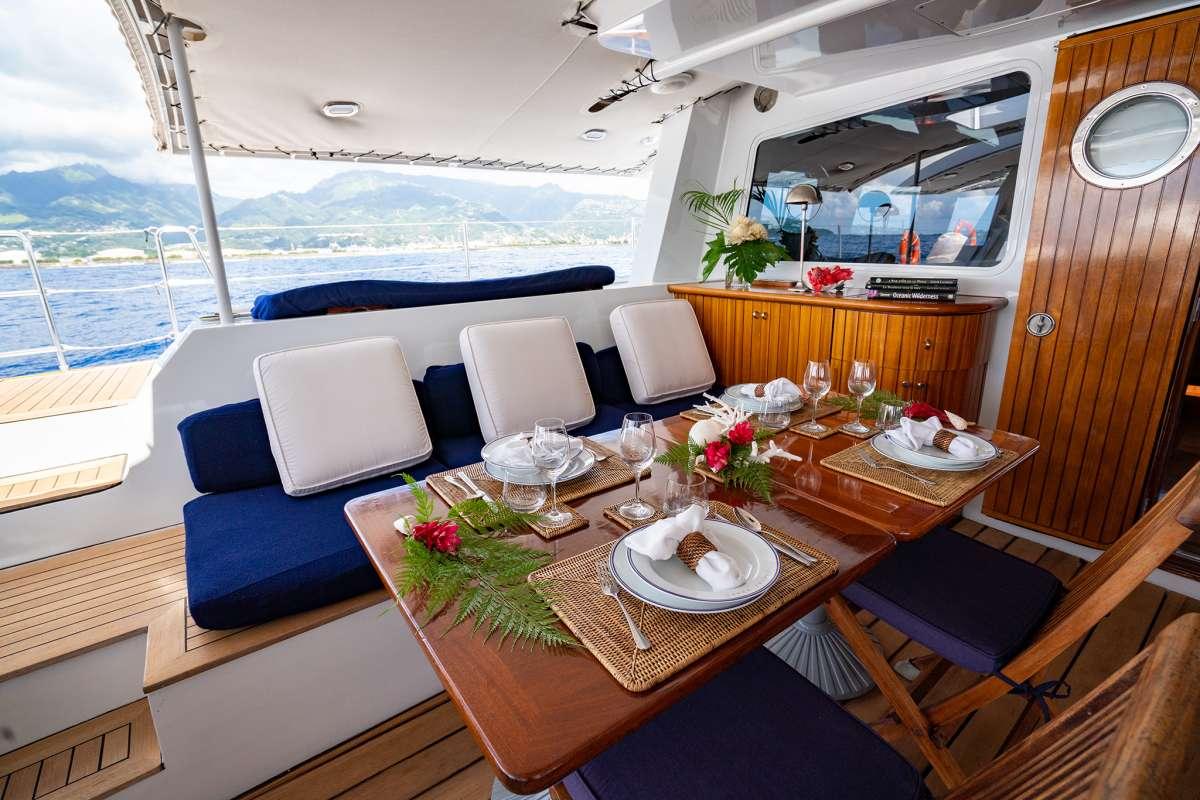 Yacht DOUCE FRANCE 3