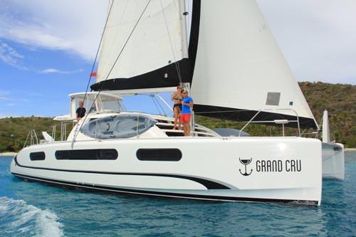 Imbarcazione GRAND CRU