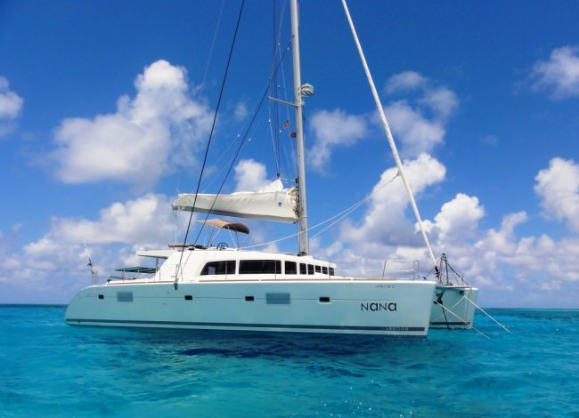 Yacht NANA