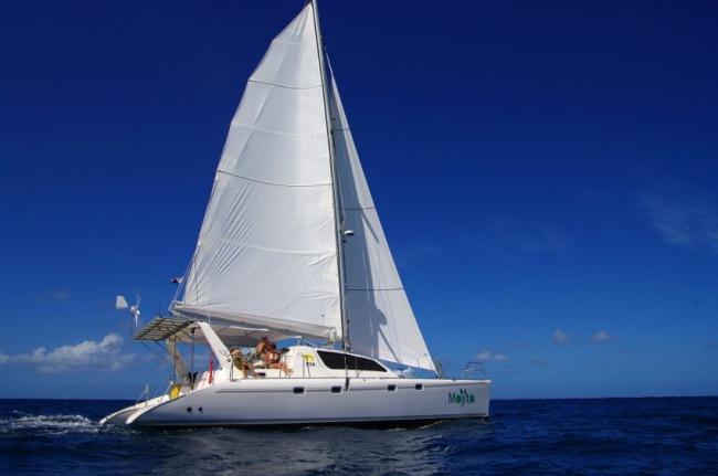 Imbarcazione MOJITO (CAT)