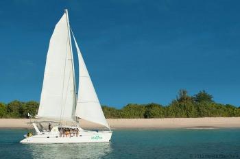 MOJITO (CAT) Idyllic sailing on Mojito