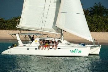 MOJITO (CAT) Sailing in the Caribbean Islands