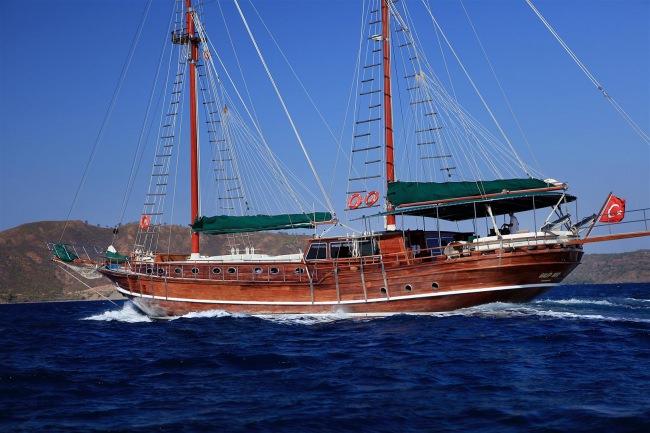 Imbarcazione GALIP NUR
