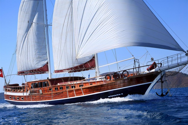 Yacht NIRVANA 2