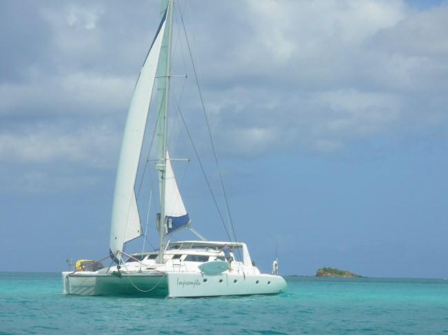 Yacht IMPROMPTU