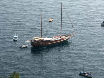 Yacht MARIAGIOVANNA
