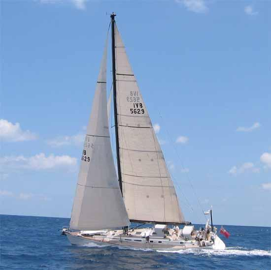 Yacht AMERIGO