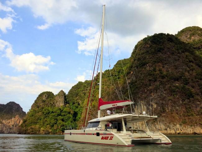 Yacht BLAZE II